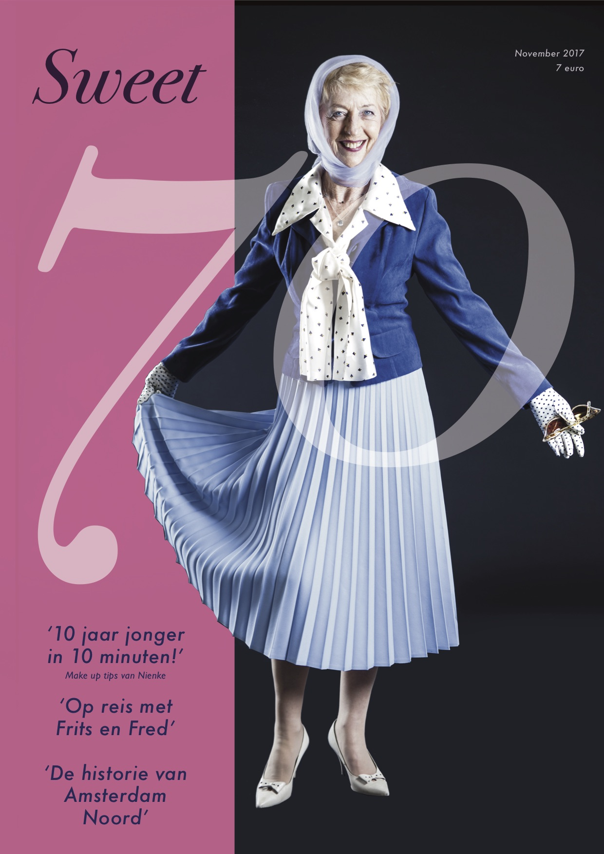 Lancering nieuw magazine Sweet 70