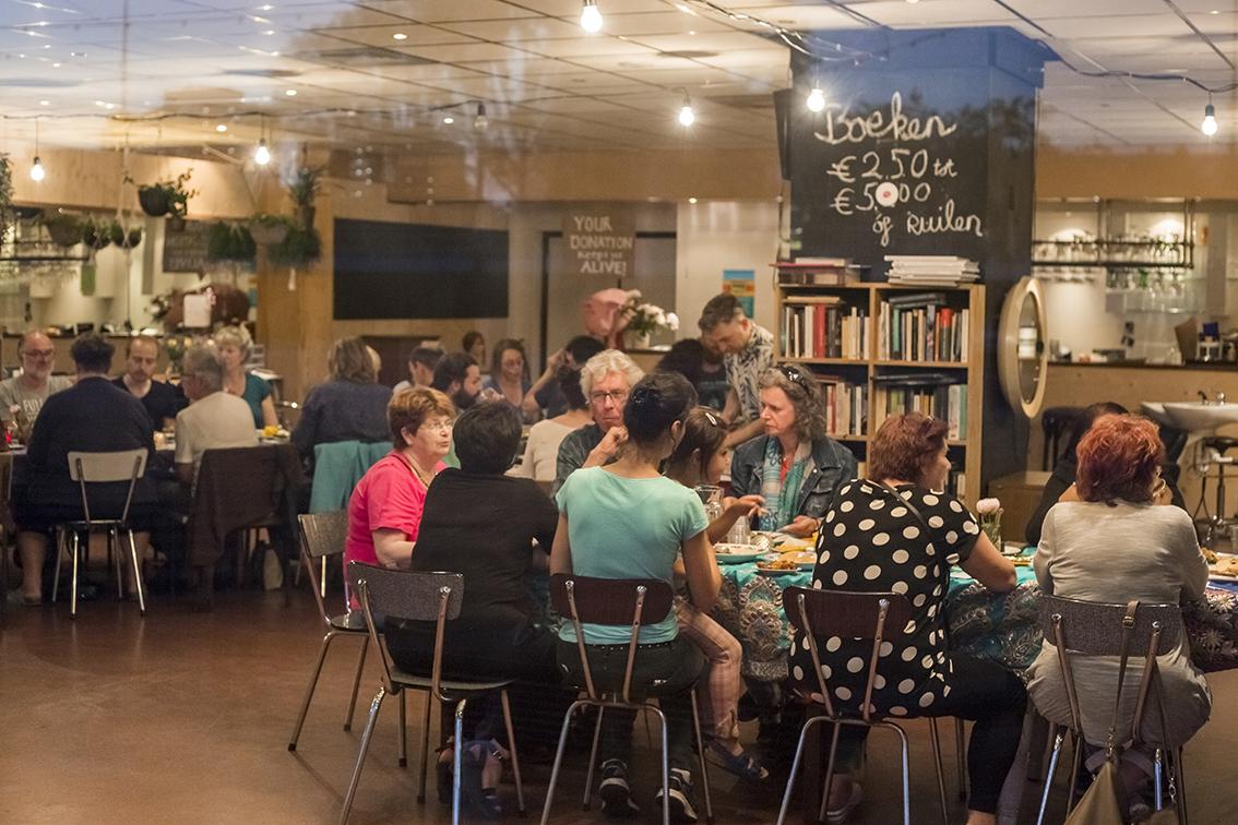 Wereldrestaurant: feestelijke seizoensafsluiter