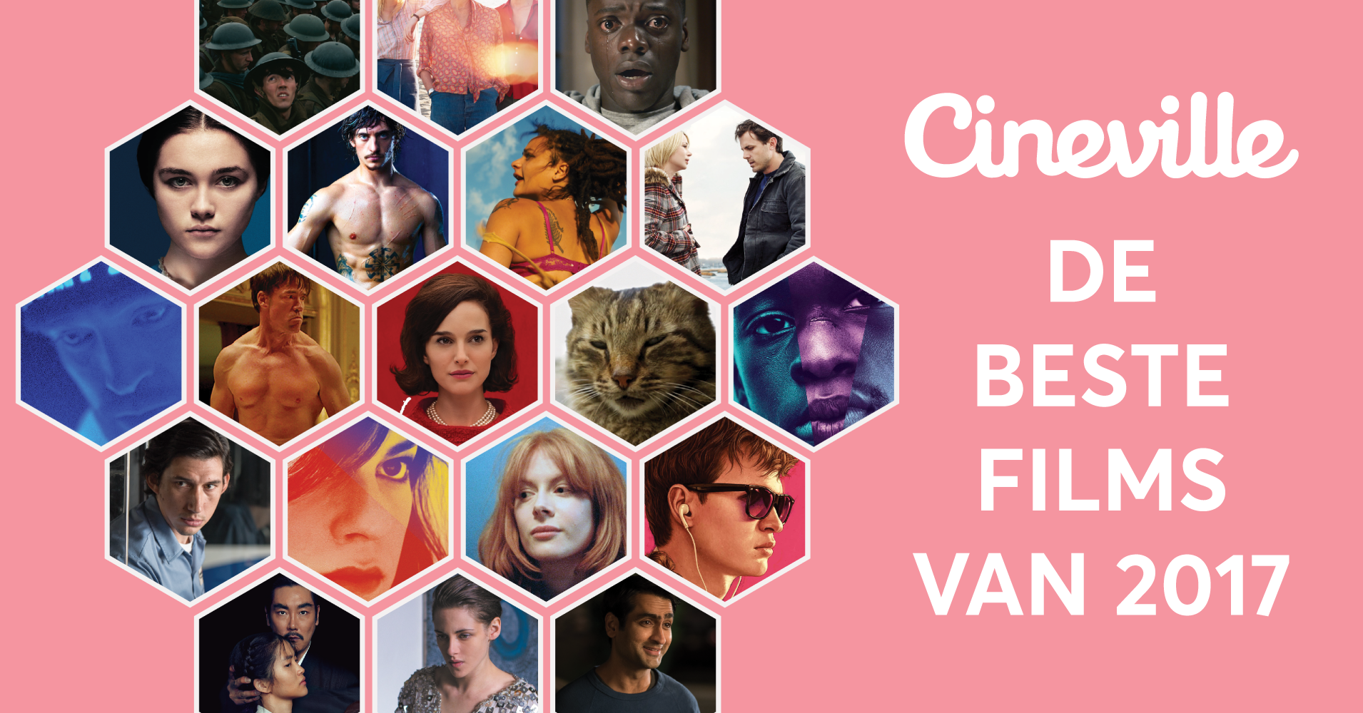 FC HYENA PRESENTEERT: CINEVILLE PRE PARTY – DE BESTE FILMS VAN 2017