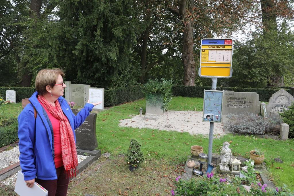 rondleiding over begraafplaats De Nieuwe Noorder