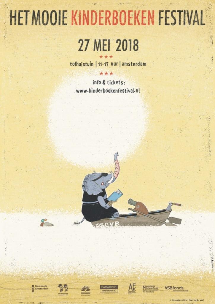 Het Mooie Kinderboekenfestival