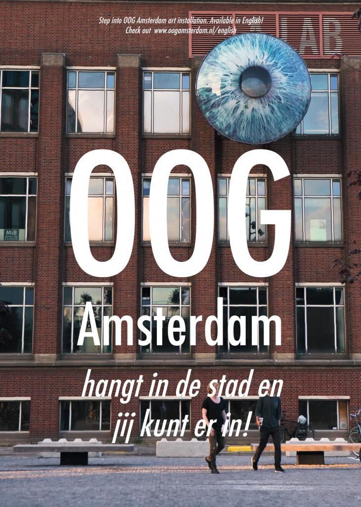 Stap in OOG Amsterdam in A Lab en reis mee!
