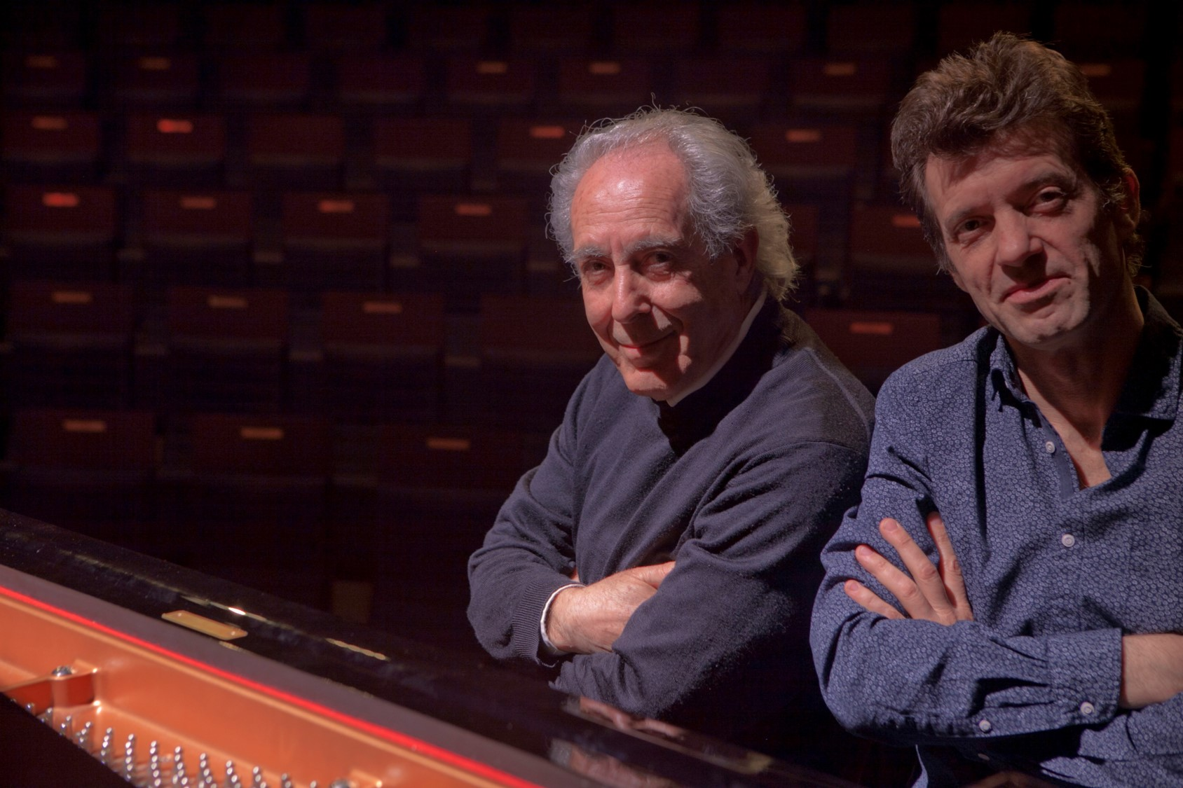 Fernando Lameirinhas en Juan Pablo Dobal 'In Concert'