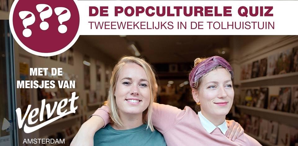 ??? – de Popculturele Quiz met de meisjes van Velvet
