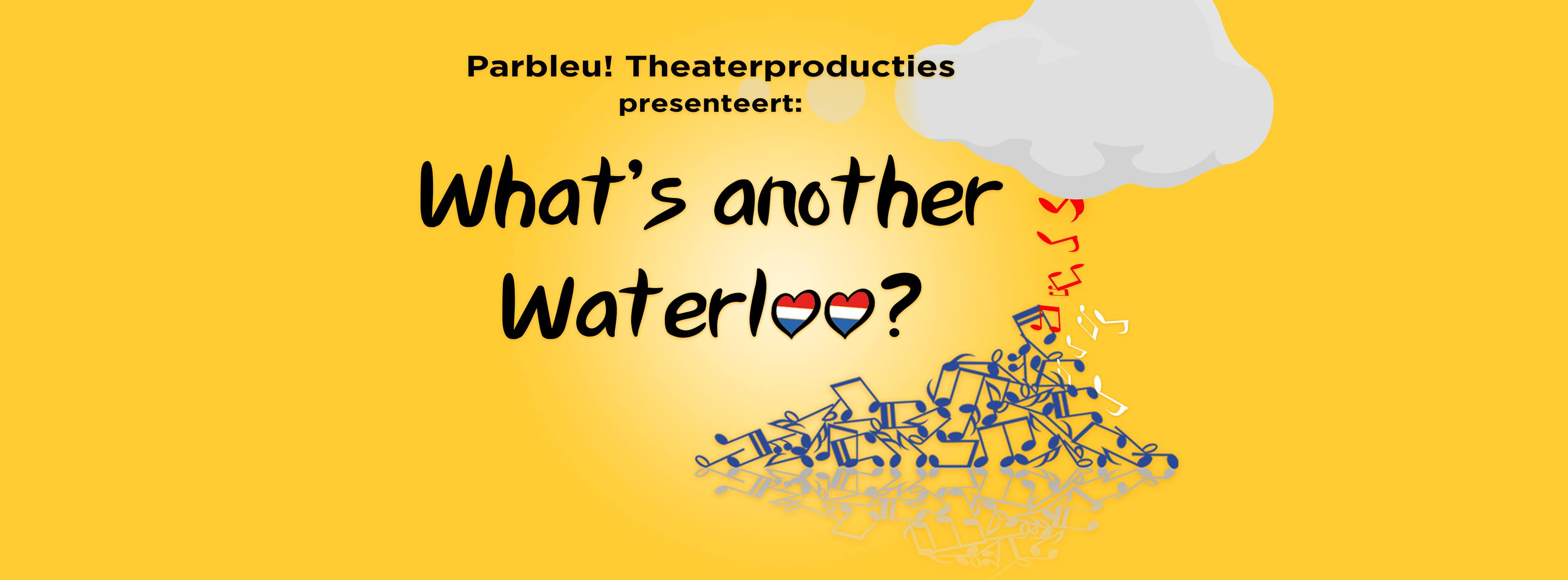 Theatergezelschap Parbleu! – What's another Waterloo?