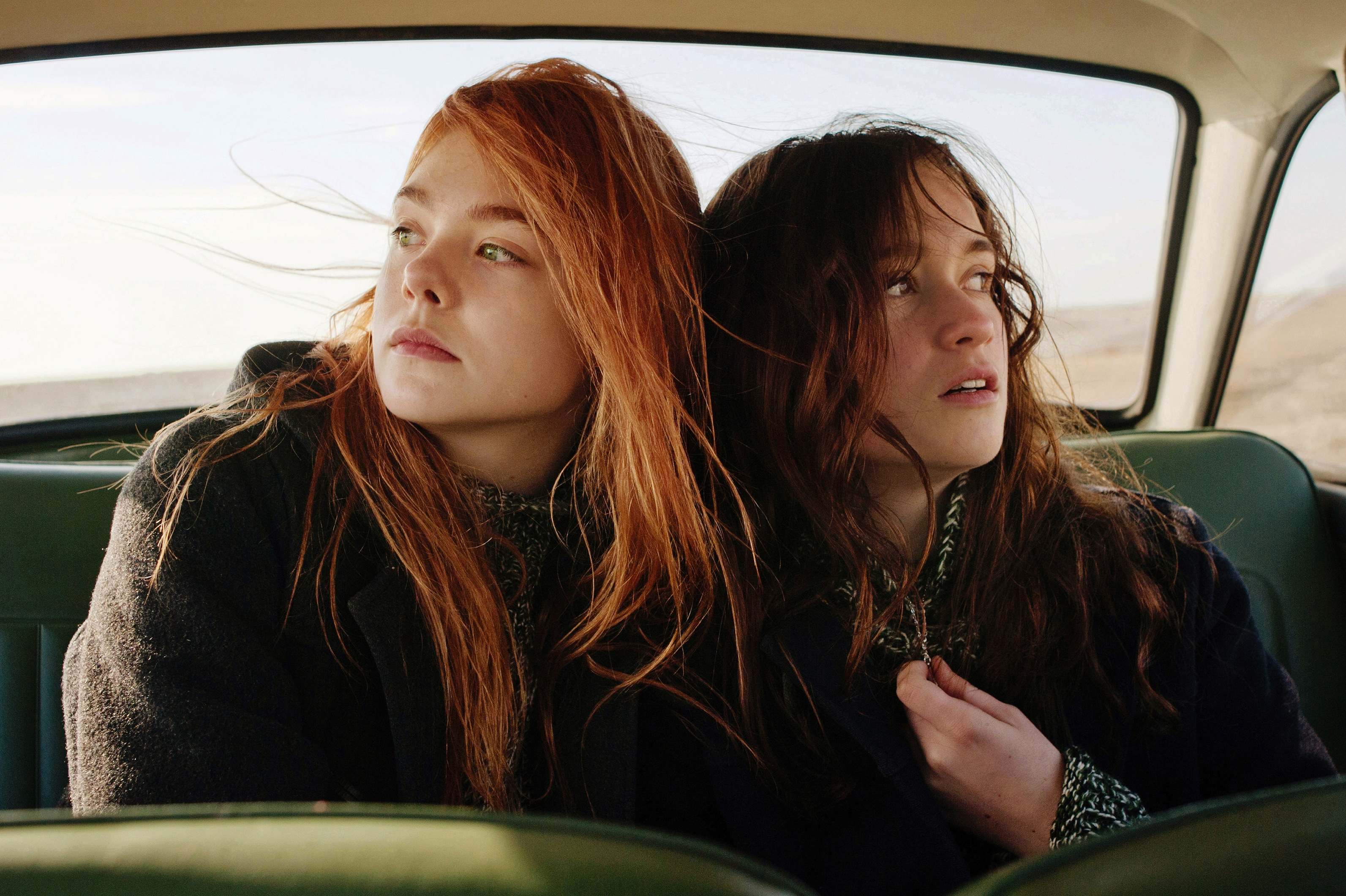 A Female Direction: Ginger & Rosa (2012)