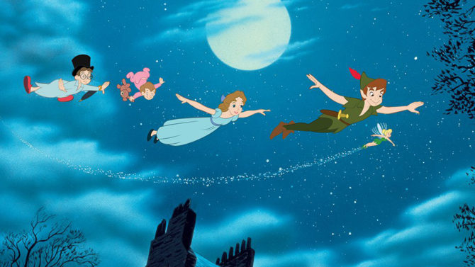 Disney Animation Classics: Peter Pan (1953)