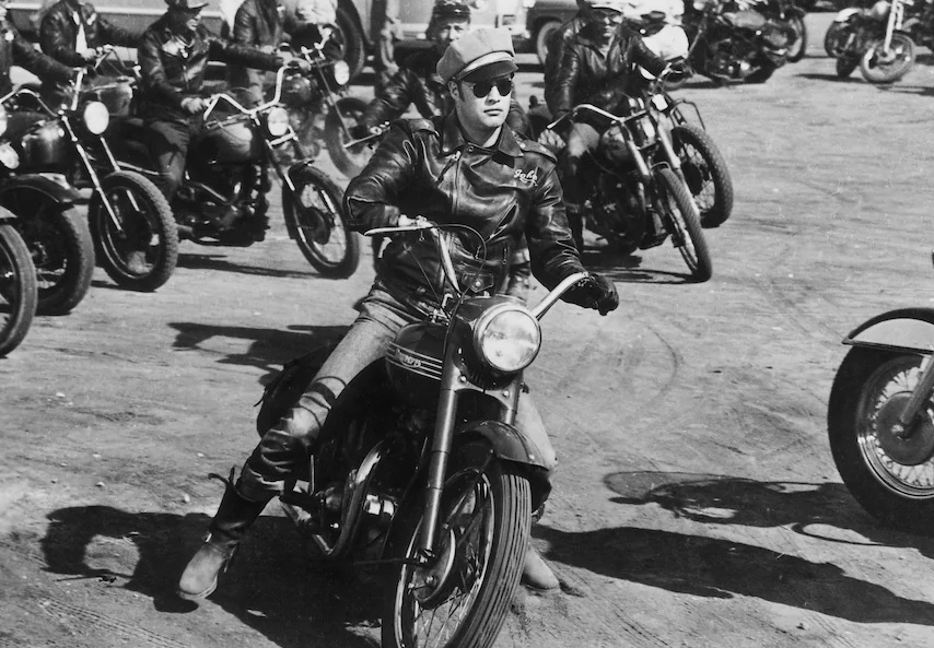 Biker Outdoor Cinema: The Wild One (1953)