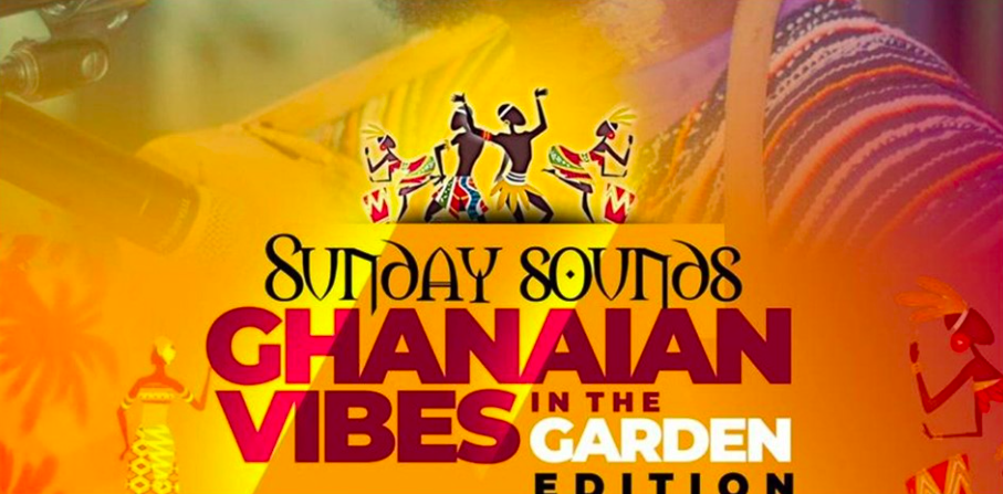 Sunday Sounds – Ghanaian Vibes