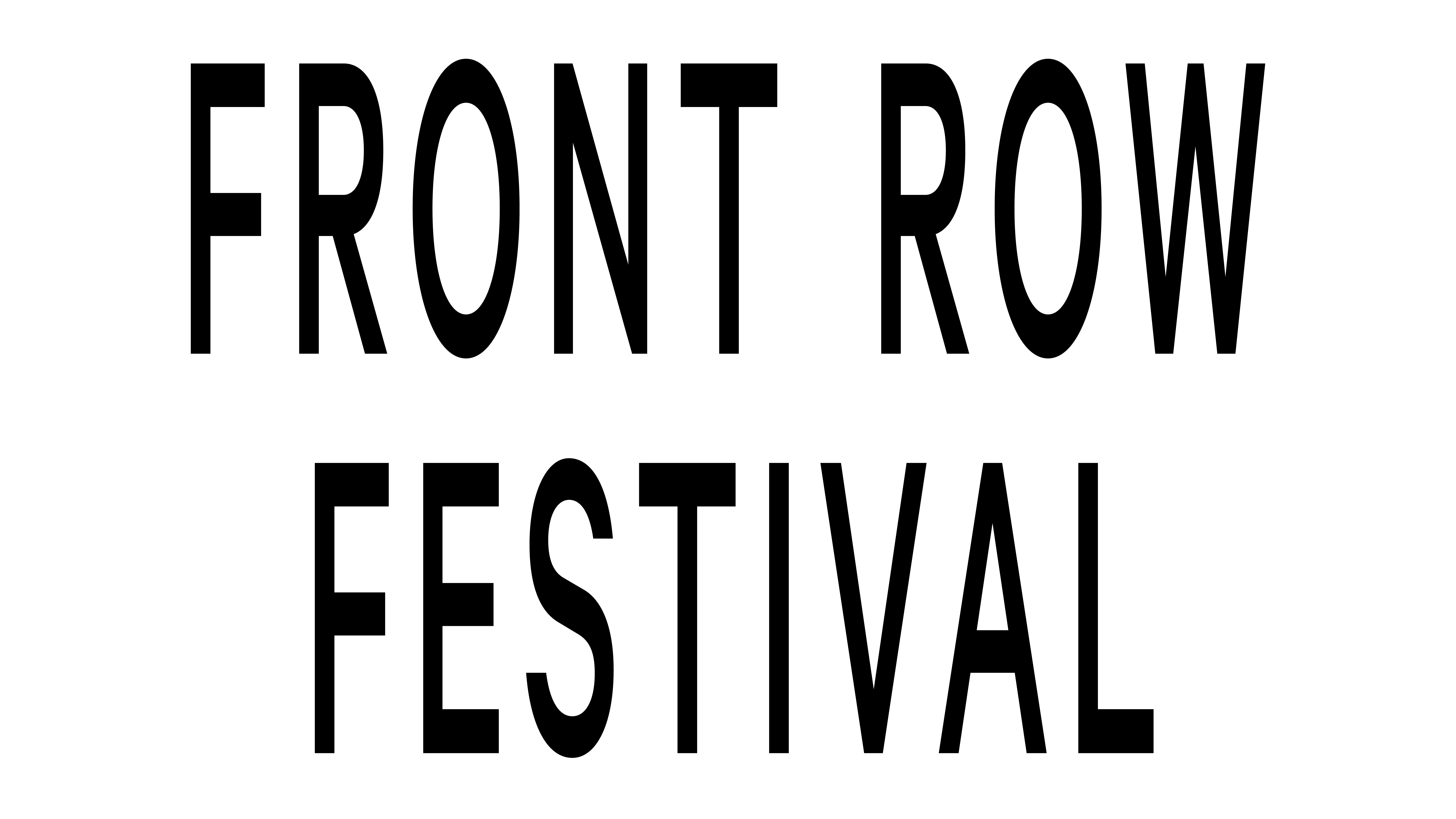 Front Row Festival