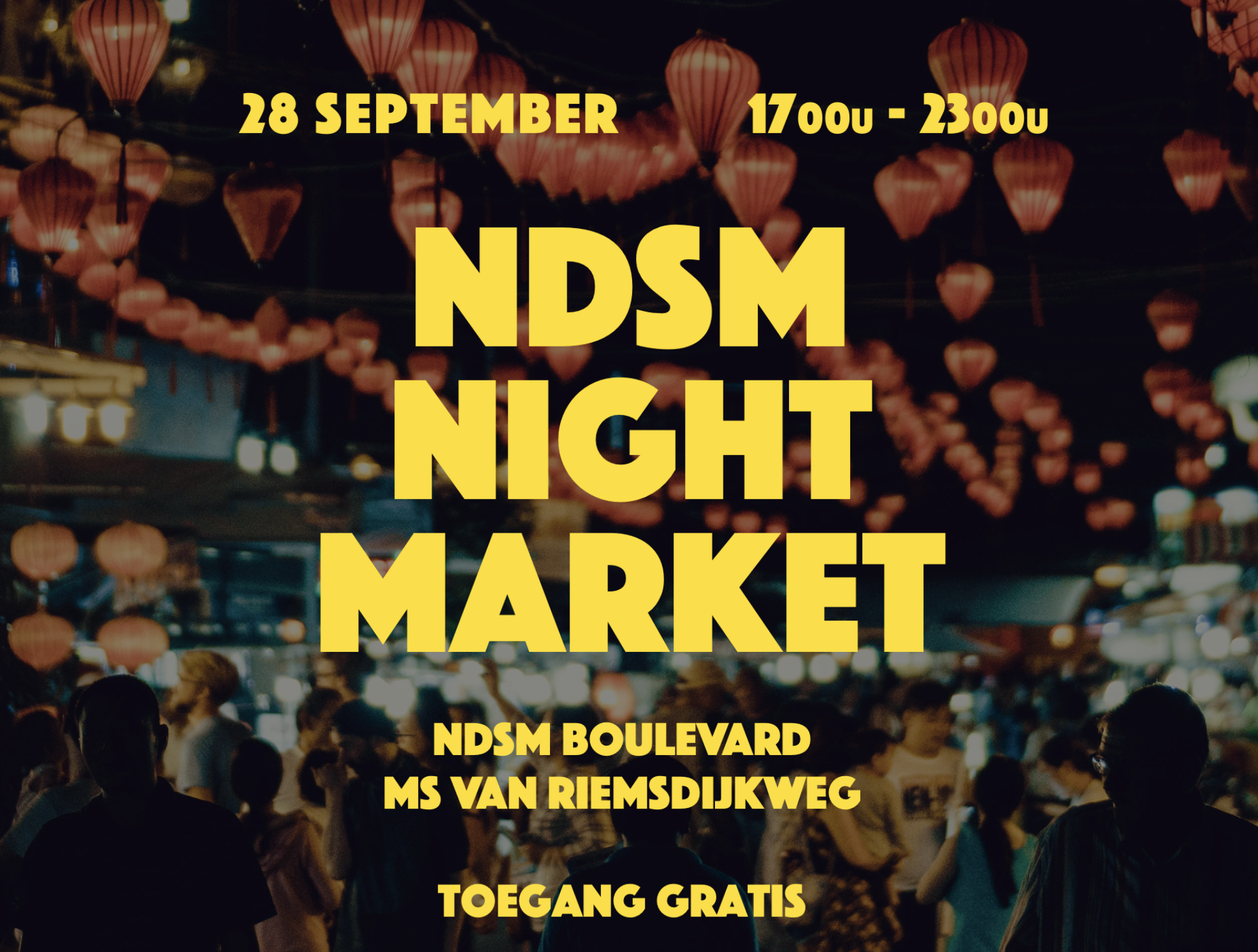 NDSM Night Market