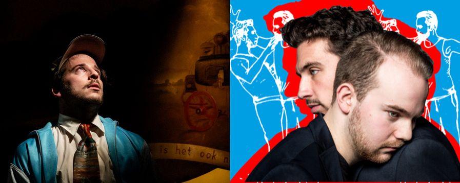 'T ZONNEHUIS PRESENTEERT: JEFF AENDENBOOM EN BART & MAARTEN