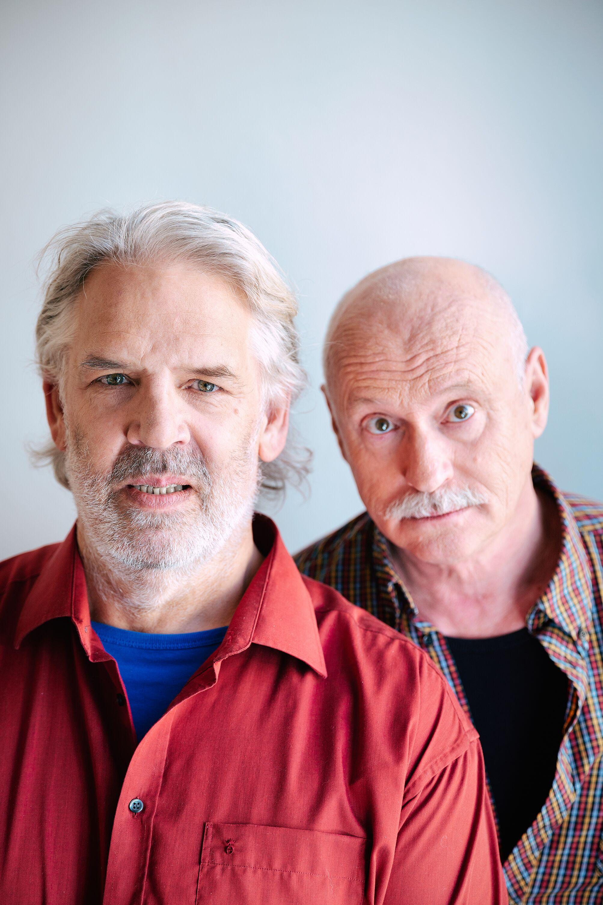 Arjan Ederveen/Jack Wouterse – ZIN