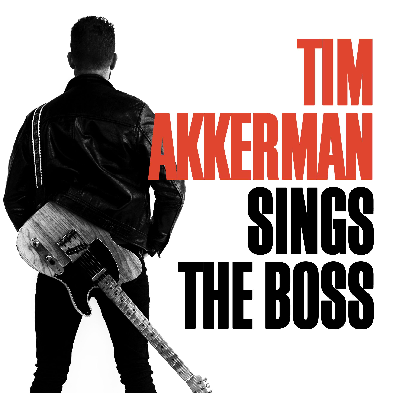 Tim Akkerman sings The Boss