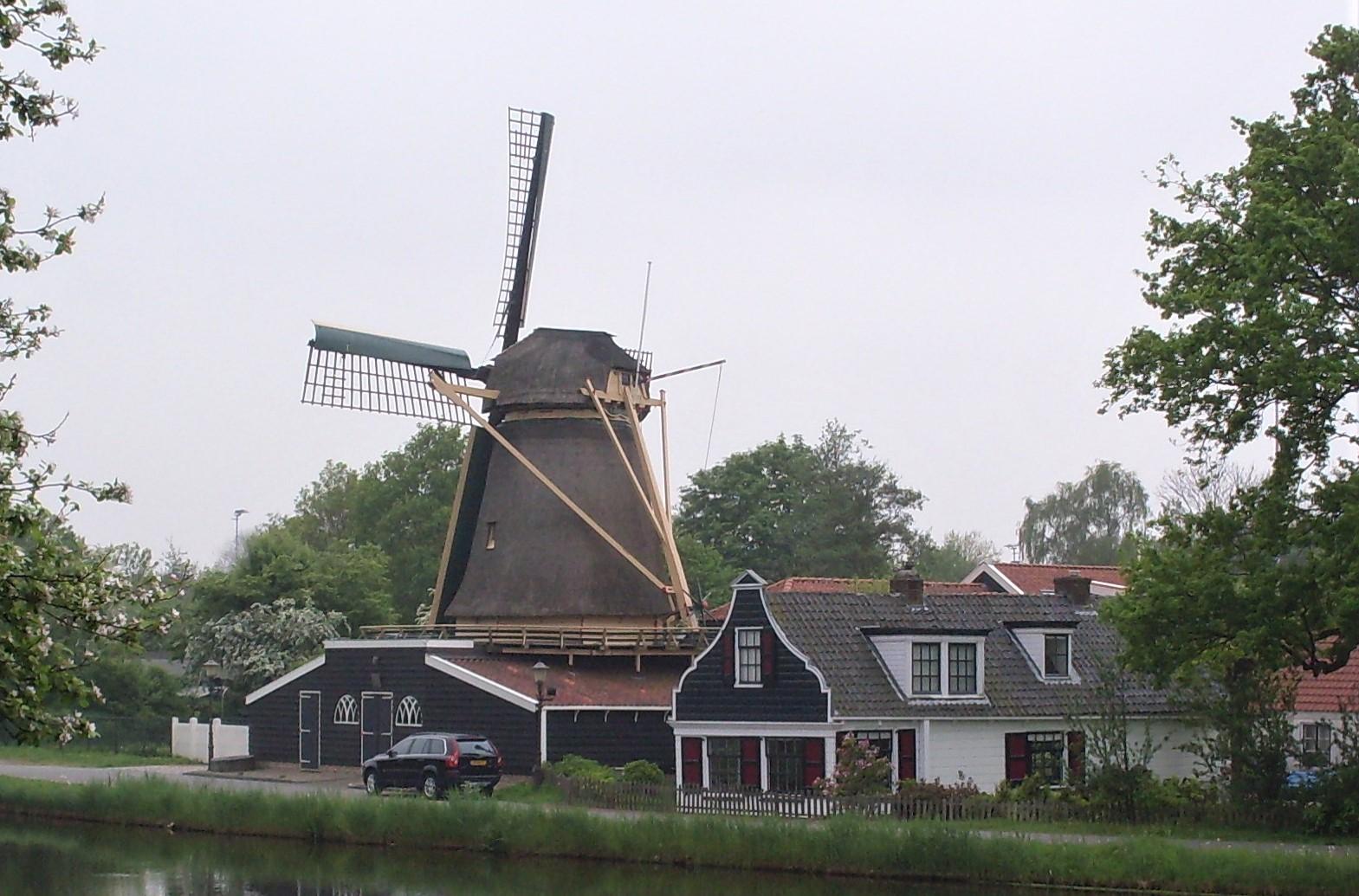 Wandeltocht: Verrassend Amsterdam Noord
