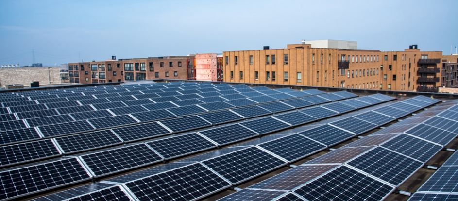 Informatieavond zonnepanelen voor Amsterdamse VvE's