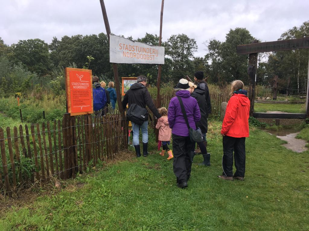 Het geheim van het voedselbos: rondleiding bij NoordOogst!!!